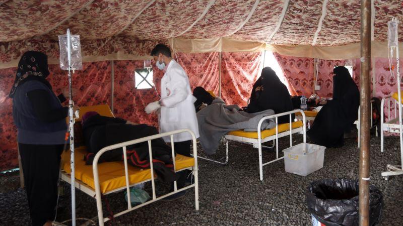 UN: Sumnja se da je u Jemenu 120.000 ljudi obolelo od kolere
