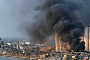 UN: U Bejrutu poginulo najmanje 178 ljudi zbog razarajuće eksplozije