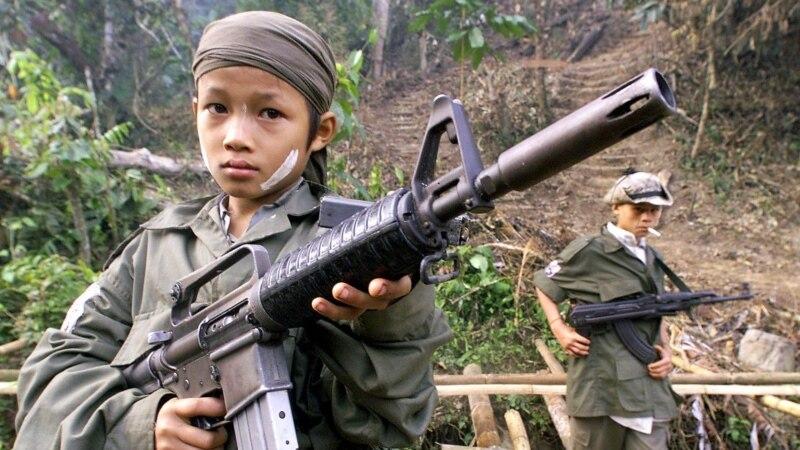UN: Više od 8.500 djece korišteno kao vojnici u 2020.