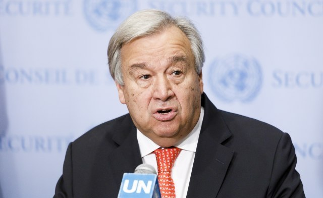 UN ne znaju da li je Saudijska Arabija napadnuta iranskim oružjem