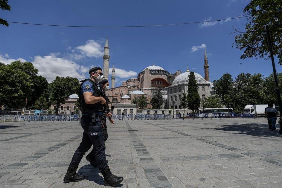 UNESKO OPOMENUO TURSKU ZBOG AJA SOFIJE I MANASTIRA HORA: Istanbul pozvan da objavi svoje namere!