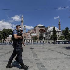 UNESKO OSUDIO TURSKU ZBOG AJA SOFIJE I MANASTIRA HORA: Zahtevaju od Istanbula da kaže svoje namere
