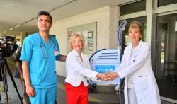 UNICEF poklonio Klinici za dečije bolesti u Nišu aparat za terapijsku hipotermiju