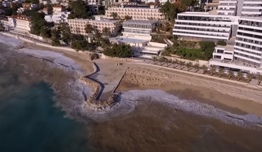 UNIŠTAVAJU SE OBALE JADRANA U SENCI KORONE: Nepropisno nasipanje plaža uticaće ne samo na živi svet, veći i na ugostiteljstvo