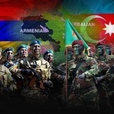 UNIŠTIĆEMO JERMENE Nova jeziva izjava predsednika Azerbejdžana, Alijev upozorio Jerevan (VIDEO)