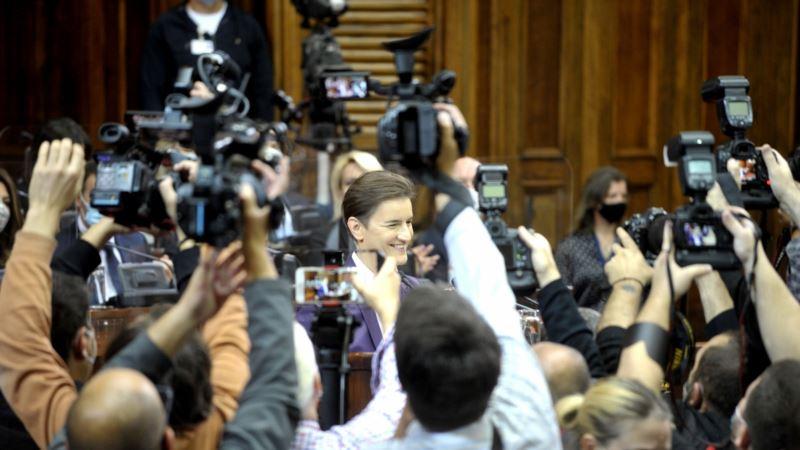 UOPS: Nova vlada Srbije neće imati legalnost ni legitimitet, tražimo nove izbore