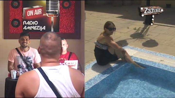 UPAO U EMISIJU, PA NAPRAVIO HAOS: Brendon javno zabranio pojedinim zadrugarima da mu dođu na rođendan! (VIDEO)