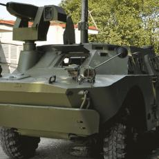 UPOZNAJTE KURJAKA: Srbija stvara oklopno vozilo JAKO KAO TENK! MOŽE I DA PLOVI, a na vrhu mu je STRAŠNI TOP! (FOTO)