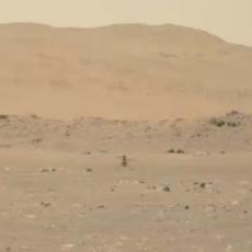 UPRAVO SE DOGODILA ISTORIJA: Helikopter Američke svemirske agencije NASA je leteo po Marsu! (FOTO/VIDEO)