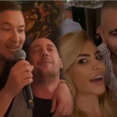 UPRKOS PANDEMIJI - KORONA ŽURKA: Borjan sa suprugom na proslavi - pevao im Darko Lazić na uvce
