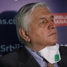UPRKOS PORASTU BROJA ZARAŽENIH! Dr Tiodorović DONOSI LEPE VESTI: Epidemija se ipak smiruje
