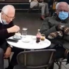 URNEBESNO! Berni Sanders osvojio je internet, a nećete verovati ko mu je DVOJNIK U SRBIJI (FOTO)