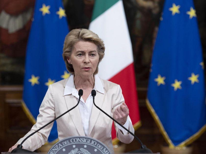 URSULA FON DER LEJEN: Šok oko Bregzita je ojačao EU, a NATO se sjajno dokazao kao zaštitnik slobode