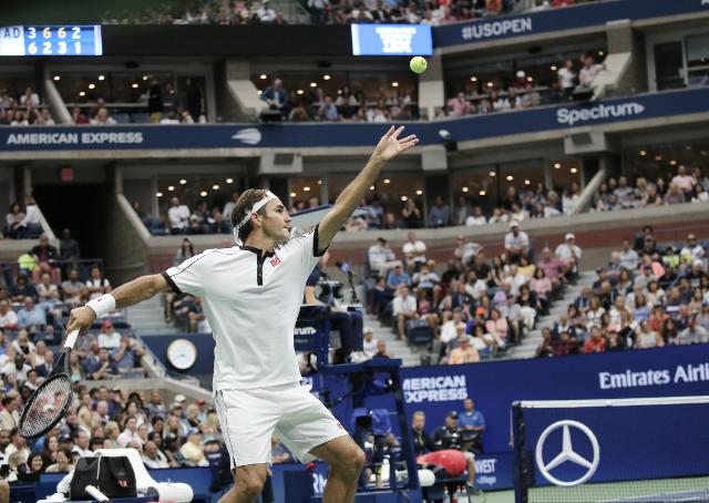 US Open - Federer počistio Britanca, Nišikori već ispao!