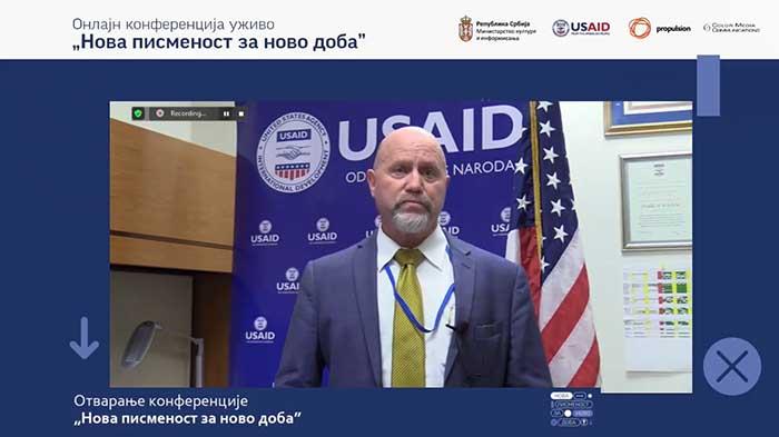 USAID, državna uprava i ministarstva rade na razvoju nove pismenosti