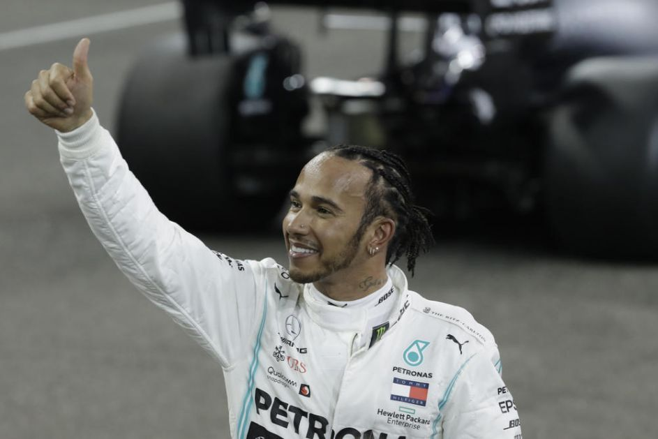 UŠAO U ISTORIJU: Hamilton rekorder po broju pobeda u Formuli 1!