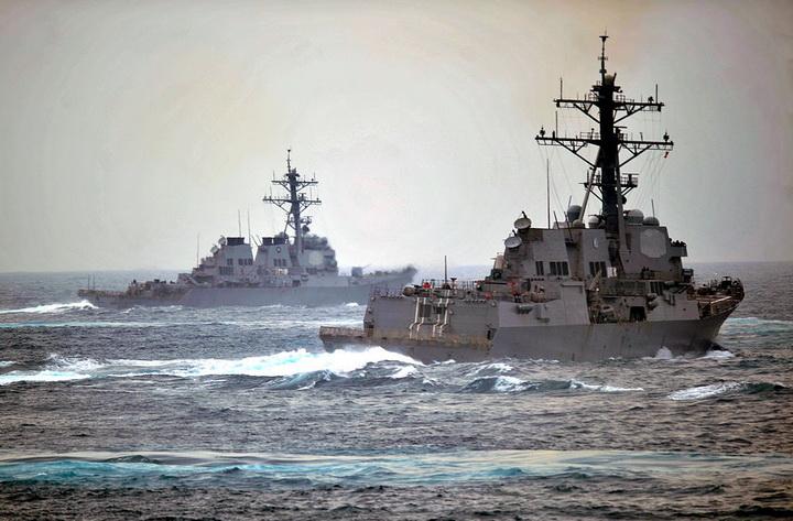 USIJANA SITUACIJA: Američki razarač ušao u Crno more i izaziva Ruse