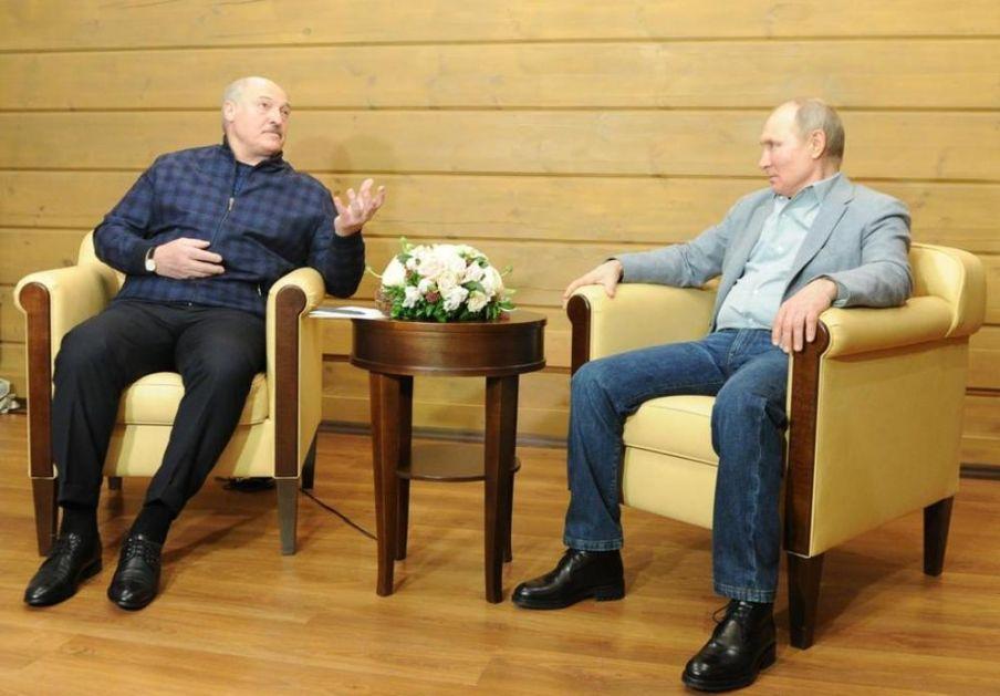 USKORO sastanak Vladimira Putina i Aleksandra Lukašenka, teme - problemi sa kojima se suočavaju Rusija i Belorusija