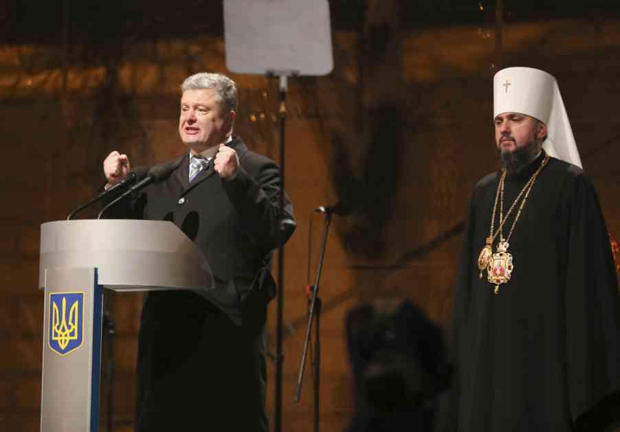USPOSTAVLJENA AUTOKEFALNA UKRAJINSKA PRAVOSLAVNA CRKVA: Poglavar izabran na saboru ujedinjenja
