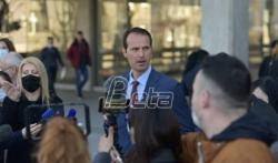 UST: Nije tačno da je Predrag Milovanović razrešen ličnom odlukom Zagorke Dolovac