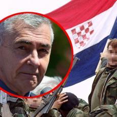 USTAŠE, NACISTI I ŠABAN: Šokantno svedočenje hrvatskog generala, Nemci KLALI Srbe devedesetih (FOTO/VIDEO)