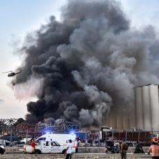 UVEK SMO NA VAŠOJ STRANI Nakon nesreće u Bejrutu Francuska PONUDILA POMOĆ libanskom narodu