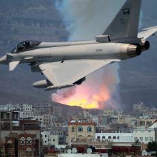 UVERTIRA PRED KRVAVI NAPAD: Saudijci izveli ČAK 80 vazdušnih udara na Hodejdu, deca NAJUGROŽENIJA
