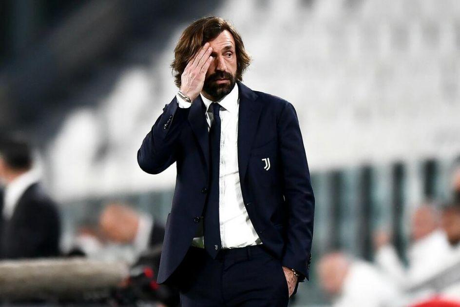UVREĐEN: Pirlo odbio da naredne sezone vodi mladi tim Juventusa