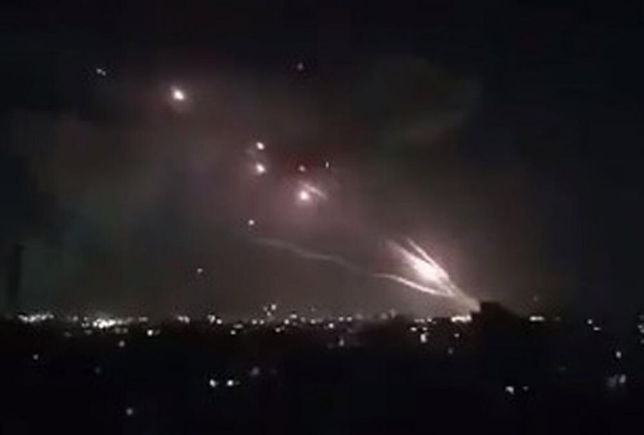 UŽARENO NEBO NAD AŠKELONOM: ŽESTOKI raketni duel izraelske Gvozdene kupole i HAMASA! VIDEO