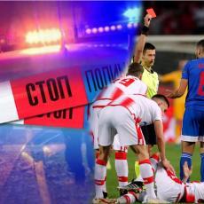 UŽAS: Stravična saobraćajka poznatog fudbalera, preti mu AMPUTACIJA ruke - na morfijumu je