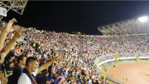 UŽAS U HRVATSKOJ: Urušio se krov na čuvenom stadionu, velikan nema para da ga popravi!