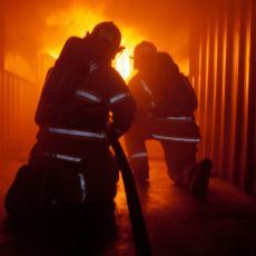 UŽAS U PRNJAVORU: Pokušao da ugasi požar na njivi pa smrtno stradao - odnela ga vatrena stihija
