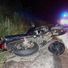 UŽAS u Crnoj Gori: Poginuo motociklista iz Srbije