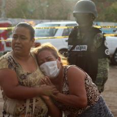 UŽASNE SCENE U MEKSIKU! KRVAVI SUKOBI NARKO BANDI: Oružani napad na rehabilitacioni centar, 24 ubijeno (FOTO)
