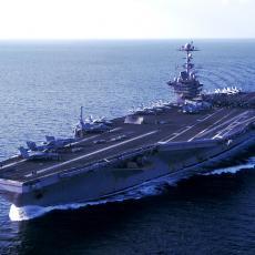 UZBUNA U JUŽNOM KINESKOM MORU: Uplovila američka grdosija od broda, tenzije na relaciji Peking-Vašington