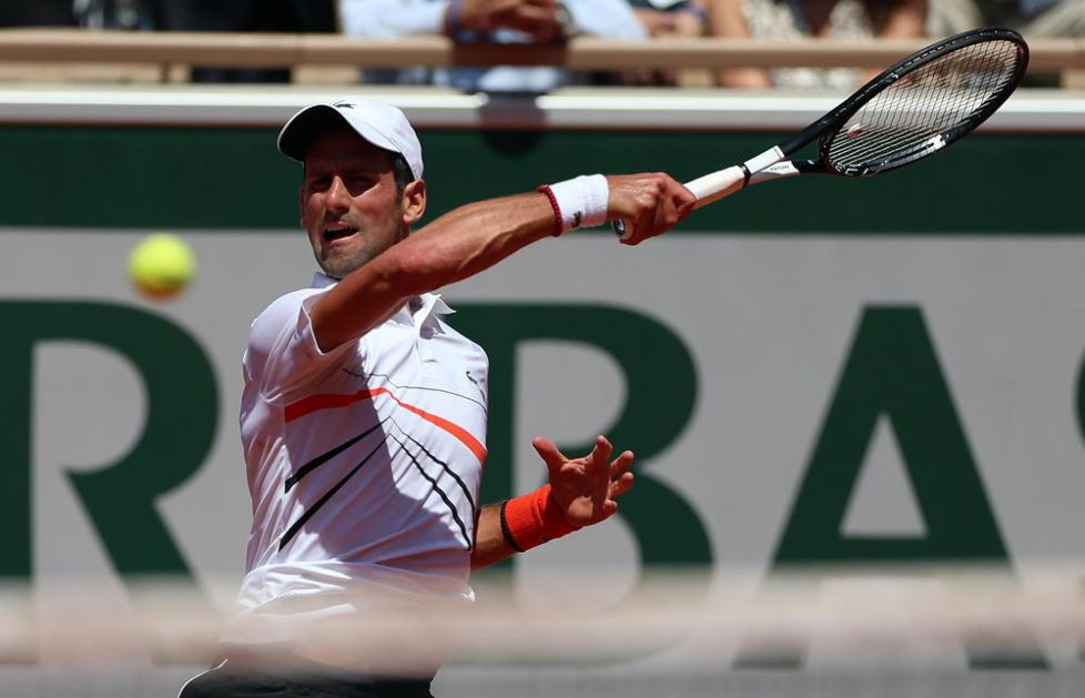 SILNI ĐOKOVIĆ DEMOLIRAO NEMCA: Novak deseti put uzastopno u četvrtfinalu Rolan Garosa (VIDEO)