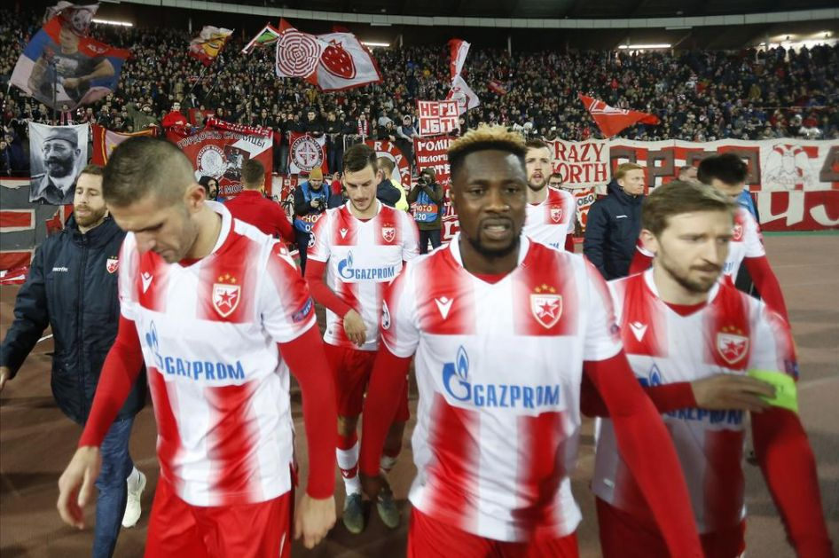 MAJSTORIJA TOMANEA ZA SREĆAN PUT U PIREJ: Zvezda u sjajnom derbiju pobedila Spartak pred meč sezone sa Olimpijakosom