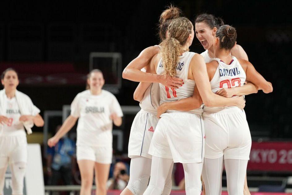 LAVICE KRENULE SILOVITO, PA STALE! Prvi poraz košarkašica Srbije na Olimpijskim igrama! VELIKI PREOKRET moćne Španije!