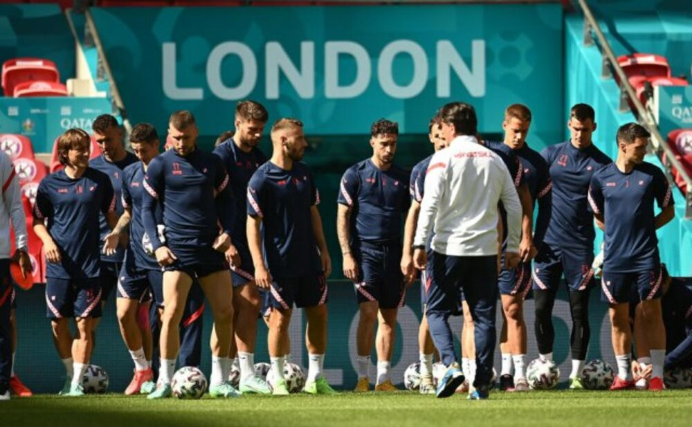 PERIŠIĆ MAJSTORIJOM SPASAO VATRENE: Hrvatska remizirala sa Češkom i protiv Škota igra za OPSTANAK na Evropskom prvenstvu! VIDEO