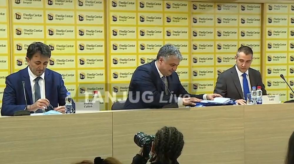 GENERALNI DIREKTOR TELEKOMA Ćulibrk: Brutalni napadi na Telekom, sprega poslovnih i političkih interesa