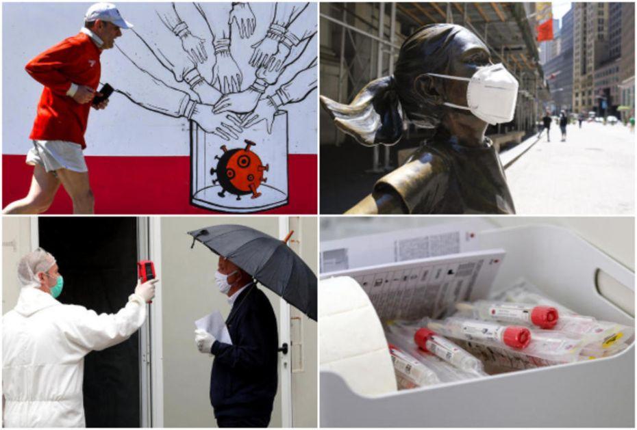 (UŽIVO) KORONA U SVETU: Italija otvara granice, Indija i dalje obara rekorde po broju zaraženih