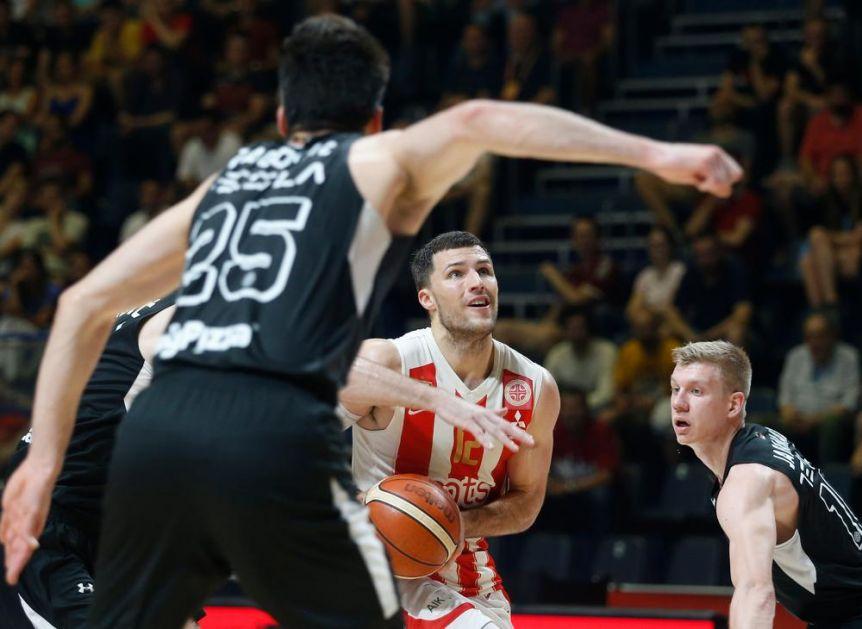 ZAGORAC TROJKOM 3 SEKUNDE PRE KRAJA SRUŠIO ZVEZDU: Partizan posle nezapamćene drame pobedio crveno-bele i izjednačio u finalu (KURIR TV)
