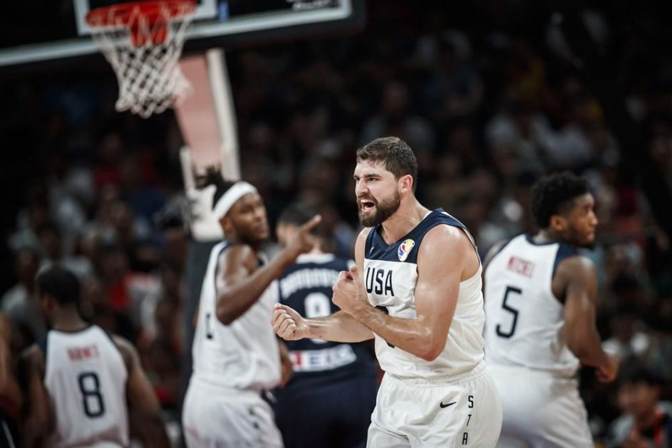 FRANCUSKA SAVLADALA AMERIKU I POSLALA JE NA SRBIJU: Orlovi na Mundobasketu ostali i bez vize za Olimpijske igre! (FOTO)