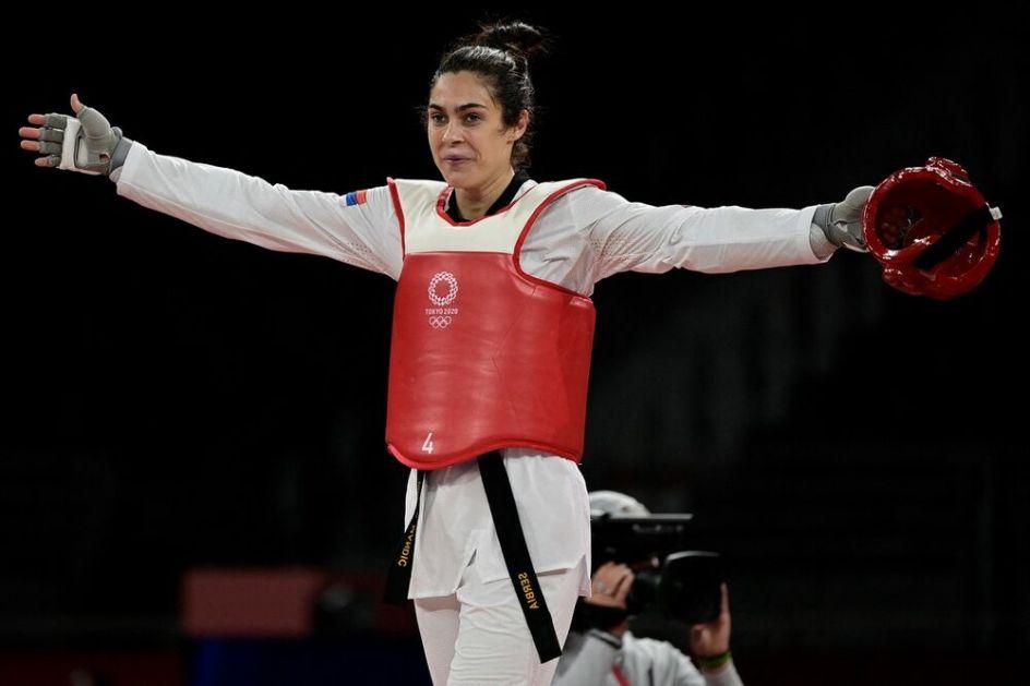 CARICA MILICA DONELA SRBIJI PRVO ZLATO U TOKIJU! Mandićeva 2. put na OLIMPIJSKOM TRONU! Ispisala ISTORIJU srpskog sporta!
