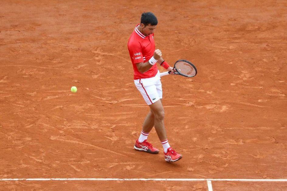 UŽIVO: Novak ruši Britanca za četvrtfinale Monte Karla! Đoković - Evans 12.40