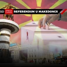(UŽIVO) ODLUČUJUĆI DAN ZA MAKEDONIJU: Potpuna propast referenduma, slavlje pristalica bojkota u Skoplju (VIDEO)