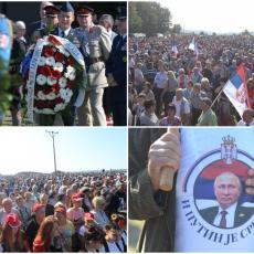 Vučić na obeležavanju Operacije Halijard: Amerikanci, zapitajte se da li ste zbog sukoba sa globalnim silama žrtvovali najlojalnijeg saveznika i stali protiv nas!