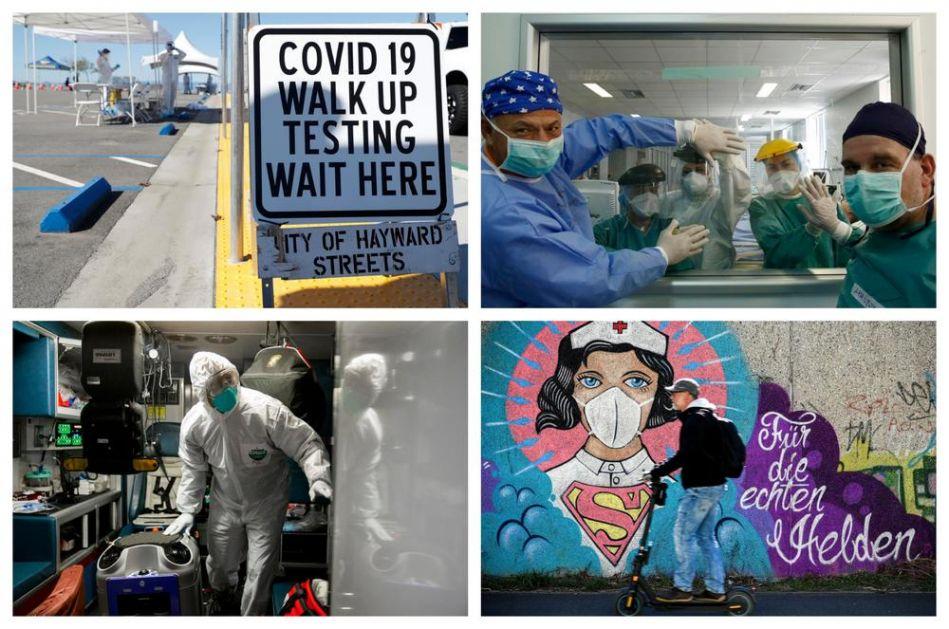 (UŽIVO) PANDEMIJA KORONE U SVETU: U Rusiji drugi dan više od 9.000 novozaraženih, u Africi više od 144.000