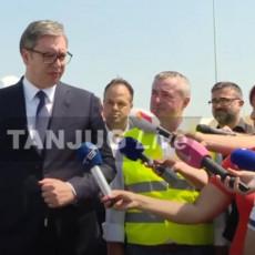 PREDSEDNIK SRBIJE POSETIO VELIKU PLANU Gas je žila kucavica Srbije, ovo je jako bitna investicija (FOTO/VIDEO)