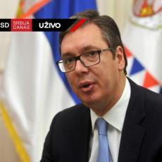 Predsednik Srbije posle konačne pobede u Interpolu: Rekli su da sam lud što sam verovao u nas (VIDEO)